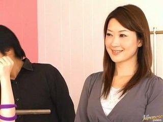 जपानीस av मॉडेल pees