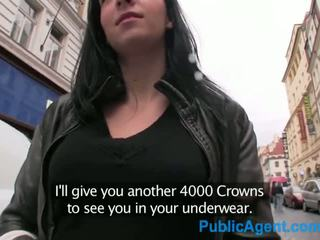 Publicagent ona je zajebal od zadaj v a javno stair dobro - porno video 021