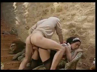 Klassikaline prantsuse: tasuta vanem aastakäik porno video 98