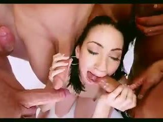 Hot Blowgang: Free Hardcore Porn Video 97
