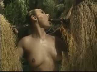жена, африкански, американски