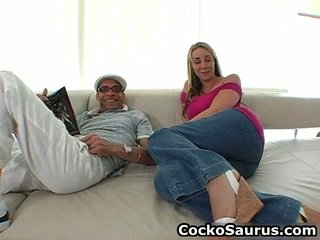 Pussy Has Her Tight Pussy Fucked