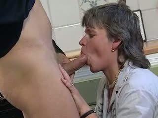 射精, おばあちゃん, 成熟する