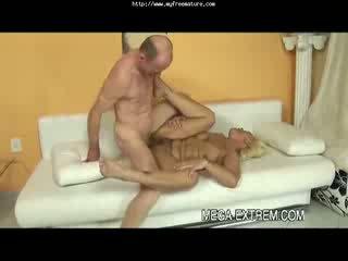 porno, éjaculations, doggystyle