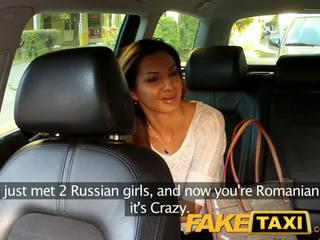 Faketaxi smokin karštas rumuniškas daro mano varpa žiūrėti geras
