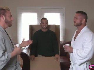 एनल सेक्स गे daddies हार्डकोर थ्रीसम