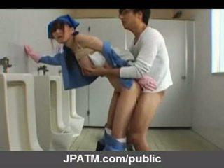 Hapon publiko pagtatalik - asyano teens exposing outside part03