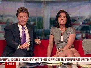 Susanna reid igranje s seks igrače na breakfast tv