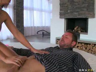 bruneta, hardcore sex, korisť