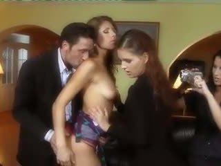 gruppe sex, gammel + young, anal