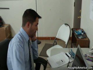 sex kantor, gratis gadis merah porn