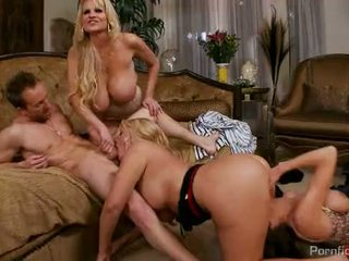 Karen fisher, veronica avluv এবং kelly madison