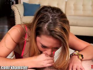 Abby cruce throated