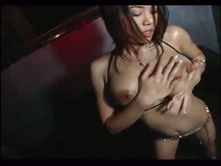 Sexy daiya topless teasing gogo dance