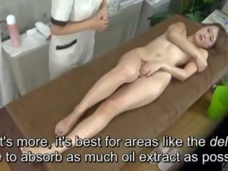 Subtitled enf cfnf japanilainen lesbo clitoris hieronta clinic
