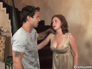 Sekss ar liels zīle hottie