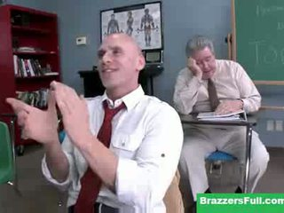 Seksi opettaja diamond kitty