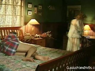 คลาสสิค trashy บลอนด์ เพศสัมพันธ์ ผู้หญิงสวย