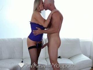 oral seks, büyük memeler, olgun
