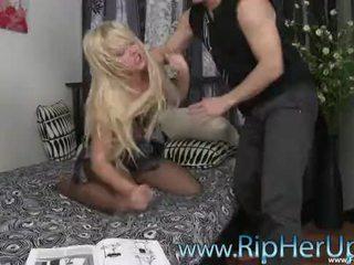 Sexy carrie beasley ripped omhoog & gedwongen raped (hd) www.forcevideos.com