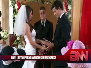 Il reale porno matrimonio