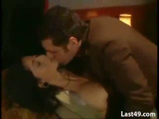 Talianske bruneta jebanie v vlak controller