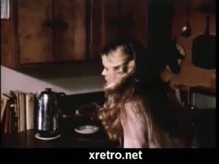 Вінтажний порно кіно з 80s стиль секс