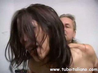 无 声音: 意大利人 铸件 provino ragazza 4