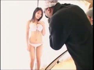 japon, büyük göğüsler, ırklararası