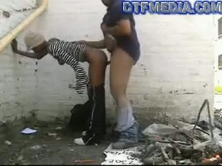 Street Hoe Fucked In Alley