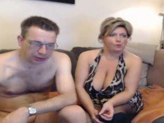 사까시, 금발, 섹스하고 싶은 중년 여성