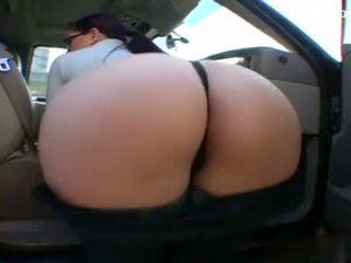 Sexy pussy brunette pov