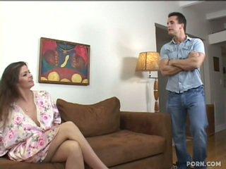 Pieptoasa step-mom futand ei fiu