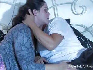 Alison tyler in ji male gigolo