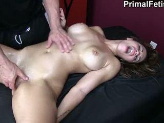 Erotisch massage 74: heiß fitness modell needs bis wichse