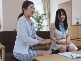 японський, прослуховування, мастурбувати