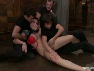 סקס הארדקור, נחמד התחת, חדירה כפולה