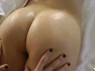 morena, ver masaje erótico usted, real sala de masajes