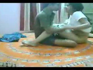 Mumbai sestrična sister brat zajebal pri domov na postelja