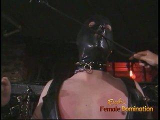 Sự rút lại stud trong một mặt nạ enjoys being spanked qua an á châu