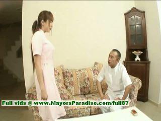 Myuu hasegawa innocent bela chinesa gaja gets teased