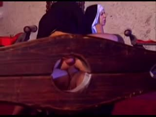 Piktas nuns takes kas ji wants video