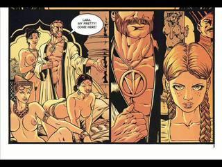 karikatürler, çizgi roman, bdsm art
