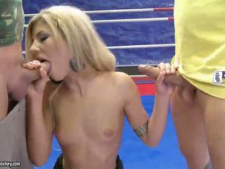 i ri hardcore sex i mirë, blowjobs, nxehtë blondes pamje