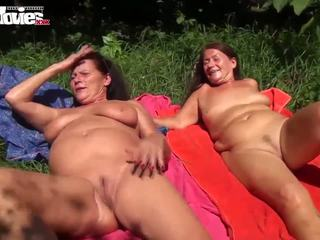 grannies, matures, threesomes