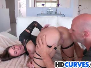 pornostar, hardcore, monster curves