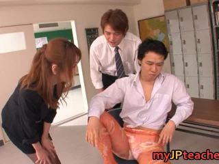 blow darbą, groupsex, japonijos