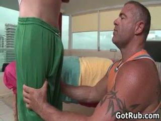 Guy Gets Most Good Gay Massage Every 4 By Gotrub