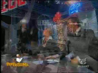 Alessia marcuzzi oops телебачення