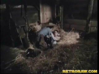 Retro bang vidus kad vyras stables